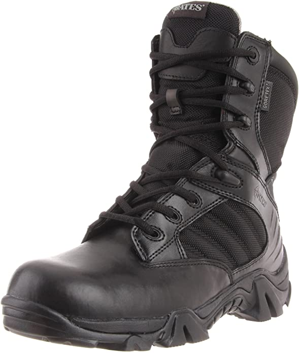 Bates Men's Gx-8 Gore-Tex Waterproof Boots For Security Guards