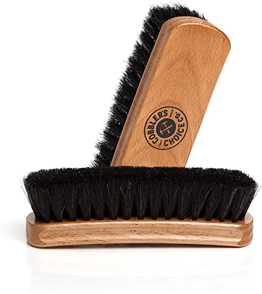 Cobbler's Choice Horsehair Brush (Germany) Review