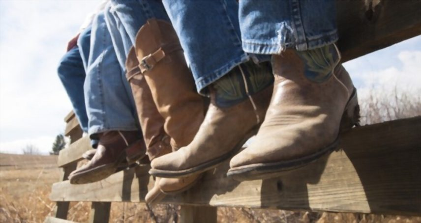 Summer Outfit Ideas with Cowboy Boots
