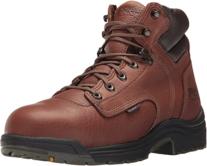 Timberland Pro men's Titan 6-inch safety toe boot