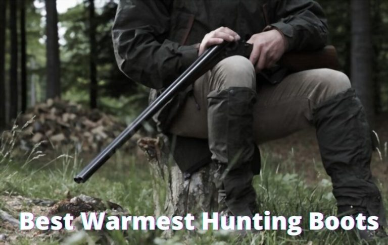 10 Best Warmest Hunting Boots In 2021 – Details Guide