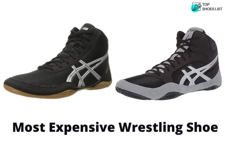Top 10 Best Most Expensive Wrestling Shoe In 2021