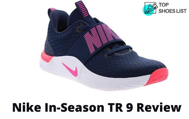 Nike In-Season TR 9 Review – Is it really comfortable?