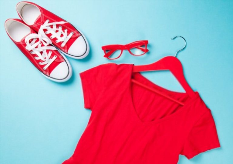 What Color Shoes To Wear With Red Dress? Quick Style Guide