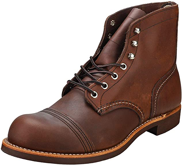 Red Wing Iron ranger review