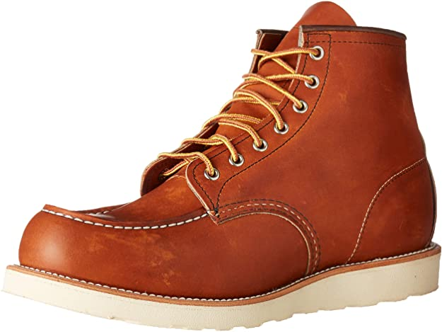 Red Wing Moc Toe Review