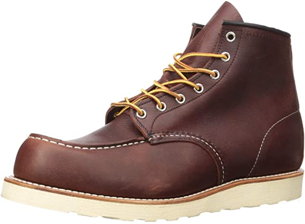 Red Wing Moc Toe Sole