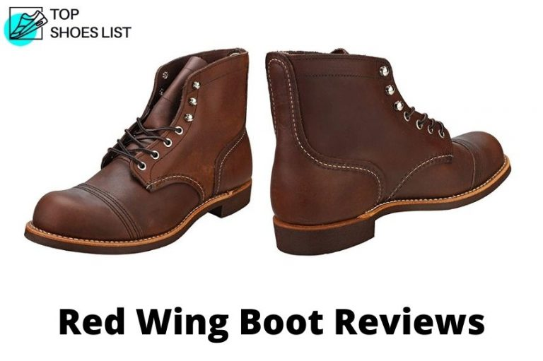 5 Best Red Wing Boot Reviews In 2021