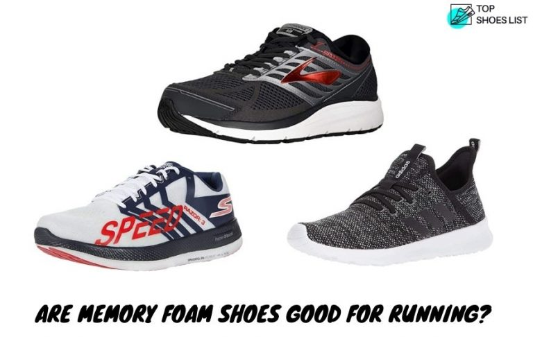 Are Memory Foam Shoes Good For Running 2021?